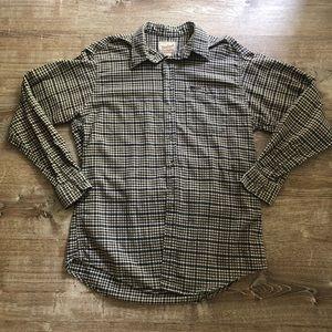 Woolrich Flannel buttondown Large